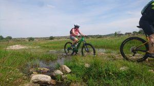 Bike ride around Trujillo